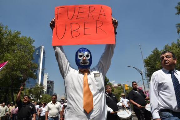 uber-protesta