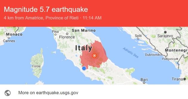 erthquake