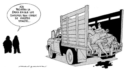 La transición mexicana