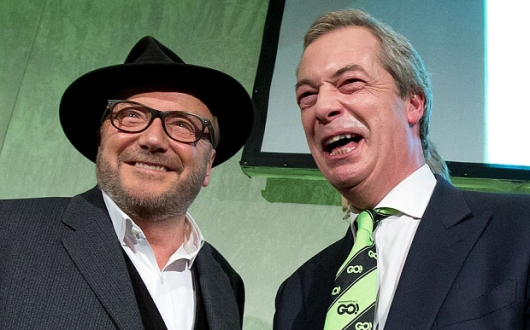 Grassroots Out anti-EU membership campaign event, London, Britain - 19 Feb 2016